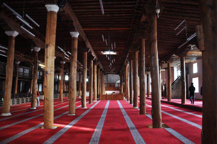 Sivrihisar Ulu Cami, Eskişehir