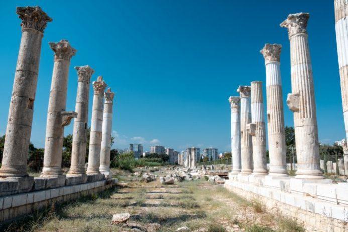 Soli Pompeipolis Antik Kenti