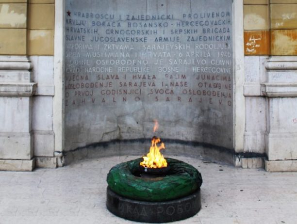 Sönmeyen Ateş Anıtı