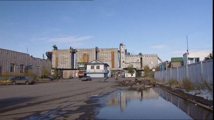 Sovyet Tahıl Silosu