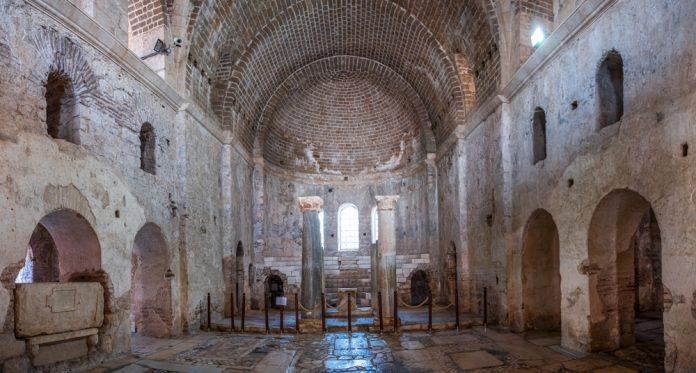 St. Nicholas Kilisesi, Antalya