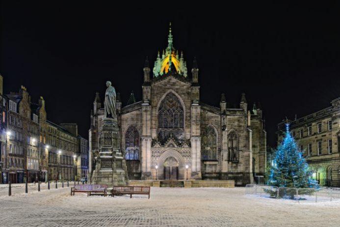 St. Giles Katedrali