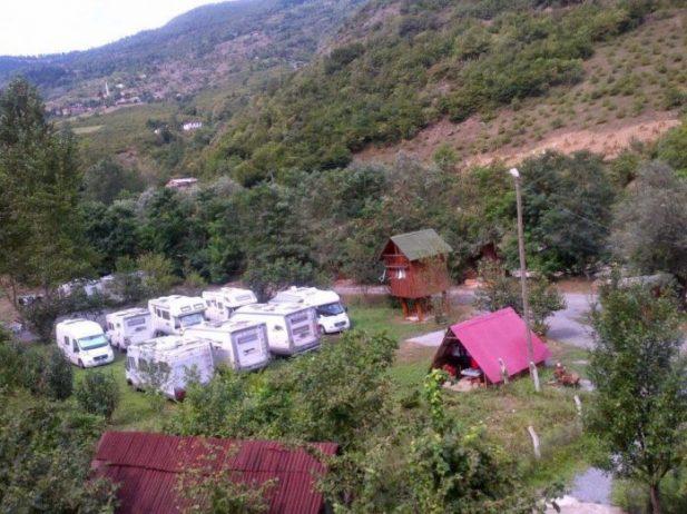 Sümelas Kamp Alanı
