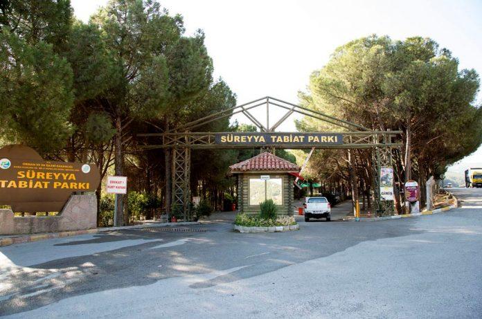 Süreyya Tabiat Parkı Kamp Alanı