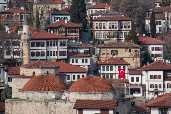 Tarihi Safranbolu Evleri