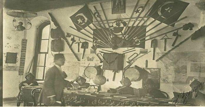 Tarihi Turan Numune Mektebi Ders Araçları Sergi Evi
