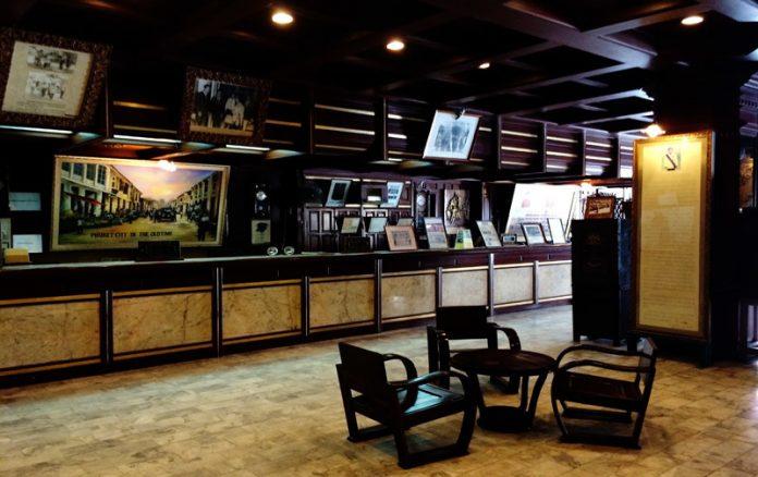 thavorn hotel müzesi