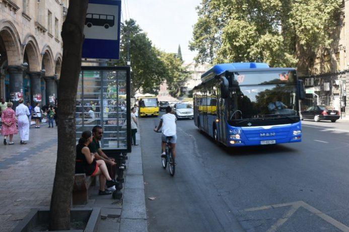 tiflis otobüsleri