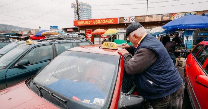 tiflis taksi