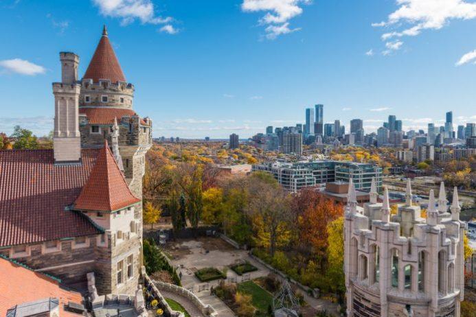 Toronto Yapılacak Şeyler