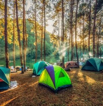 Türkiye En İyi Kamp Alanları