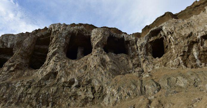 tuzluca mağarası