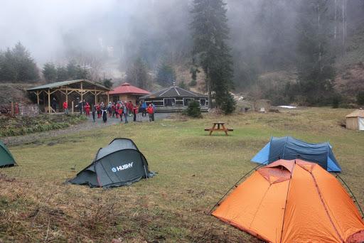 Verizana Kamp Alanı