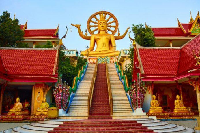 Big Buddha Temple