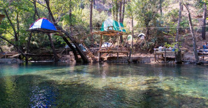 Yeşilvadi Doğa Park ve Kamp Alanı