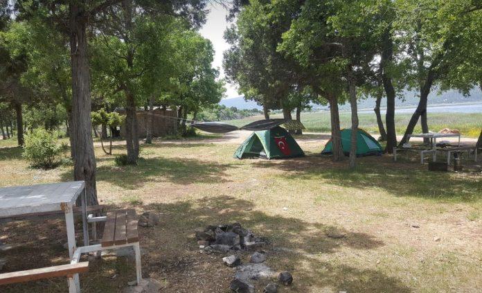Yeşildağ Tabiat Parkı Kamp Alanı