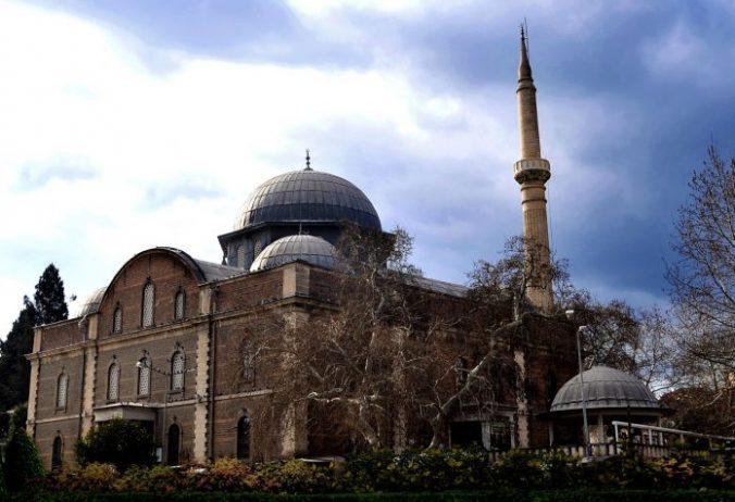 Zağnos Paşa Cami ve Külliyesi