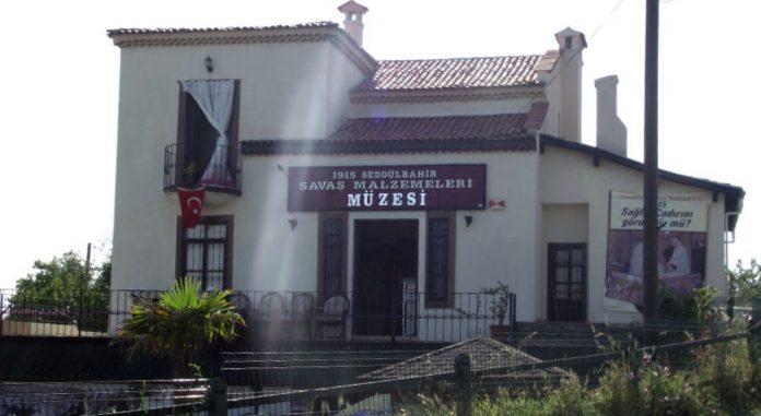 1915 Seddülbahir Savaş Malzemeleri Müzesi