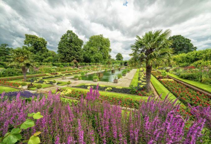 Kensington Bahçeleri