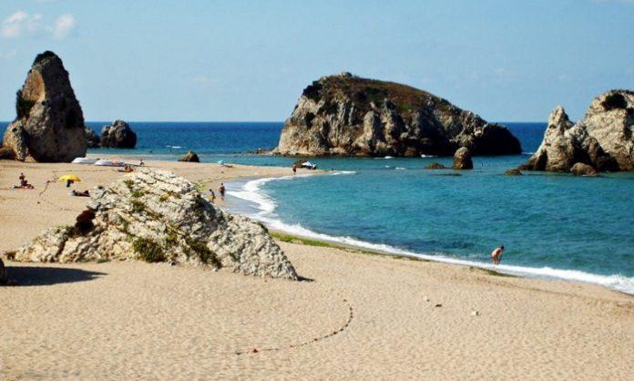 Akçakese Plajı