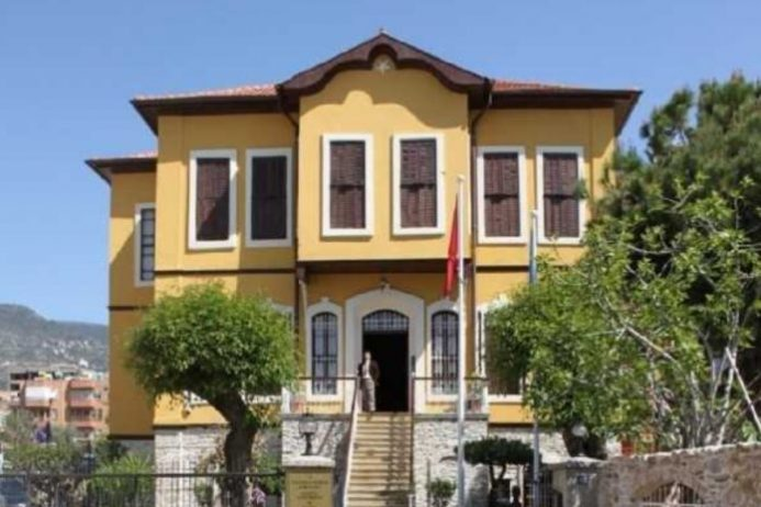 Alanya Atatürk Evi Müzesi