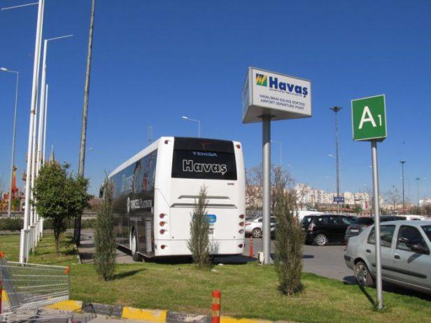 Antalya Havalimanı Havaş Otobüsleri