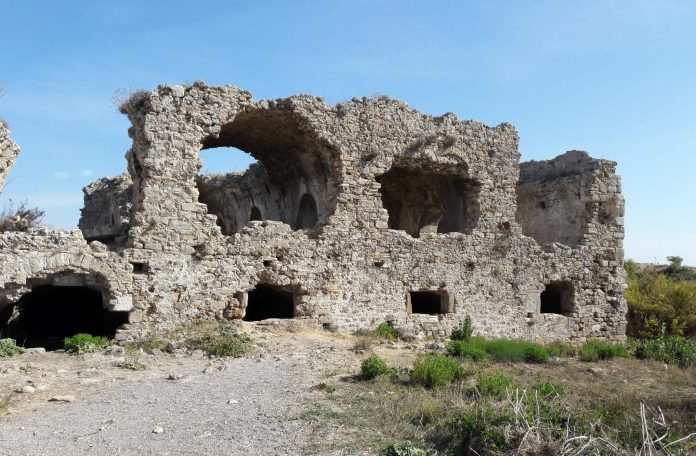 Antik Büyük Hamam