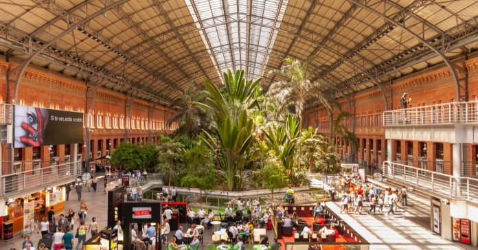 Atocha İstasyonu