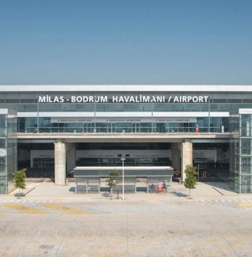 Bodrum Milas Havalimanı Ulaşım