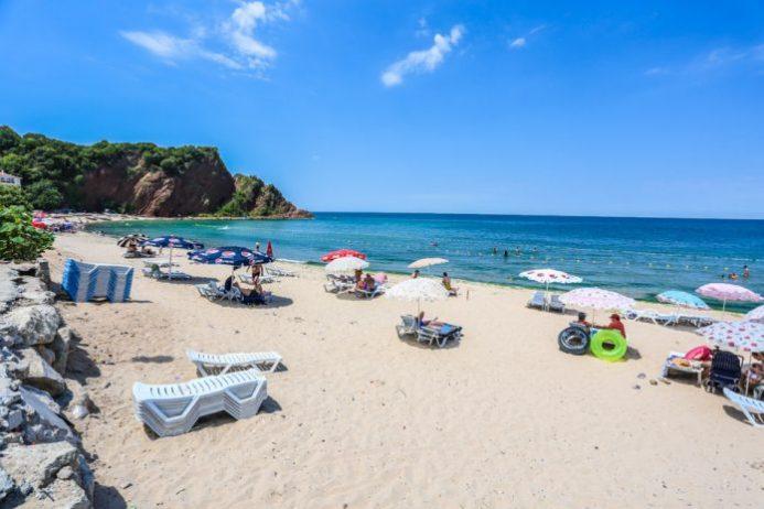 Çakraz Plajı