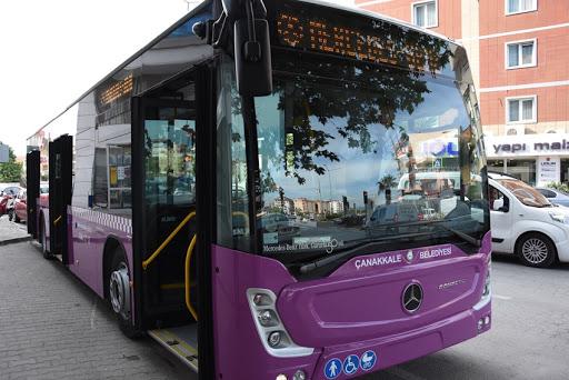 Çanakkale Belediye Otobüsü