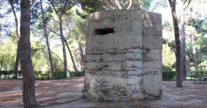 Civil War Bunkers