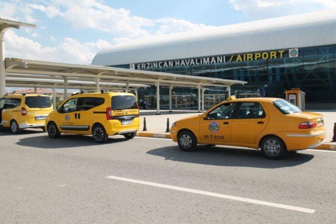 erzincan havalimanı taksi ulaşımı