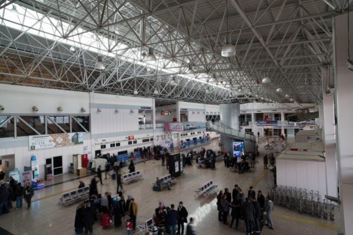 erzurum havalimanı terminali
