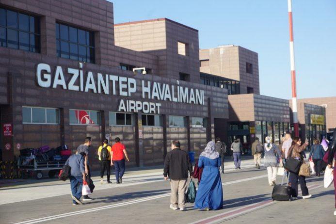 gaziantep havalimanı