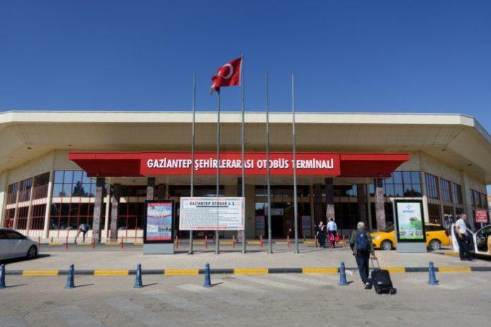 gaziantep otobüs terminali