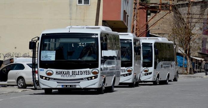 Hakkari Havalimanı Otobüs