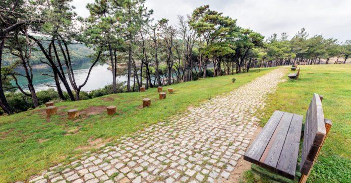 hamsilos tabiat parkı