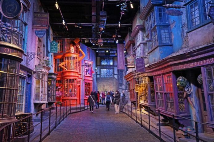 Harry Potter Stüdyo Turu