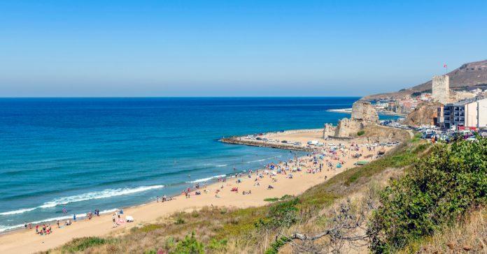 harzana plajı
