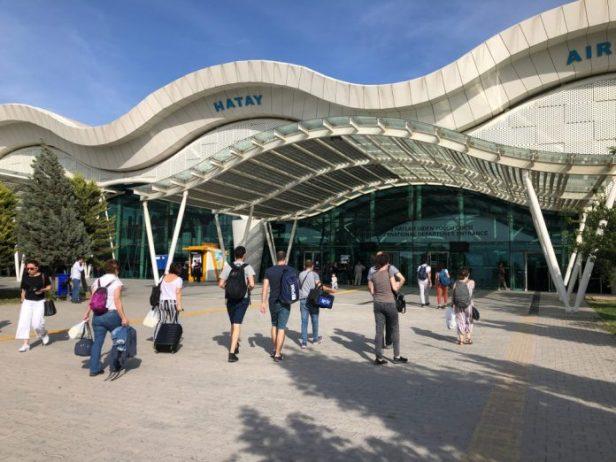 Hatay Otogar ile Havalimanı Ulaşımı