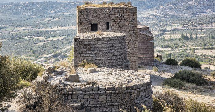 Behramkale Murat Hüdavendigar Camii