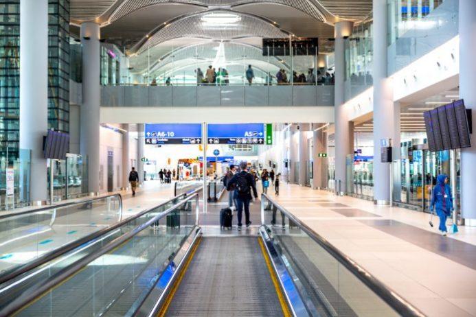 İstanbul Havalimanından Şehir Merkezine Ulaşım