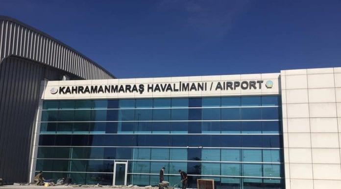 Kahramanmaraş Havalimanı