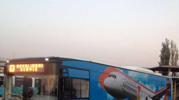 Kahramanmaraş Havalimanı Yolcu Servisi
