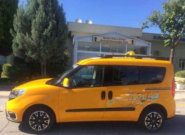 Kahramanmaraş Havalimanı Taksi Ulaşımı