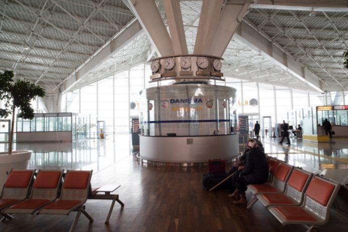Kars Havalimanı Terminali