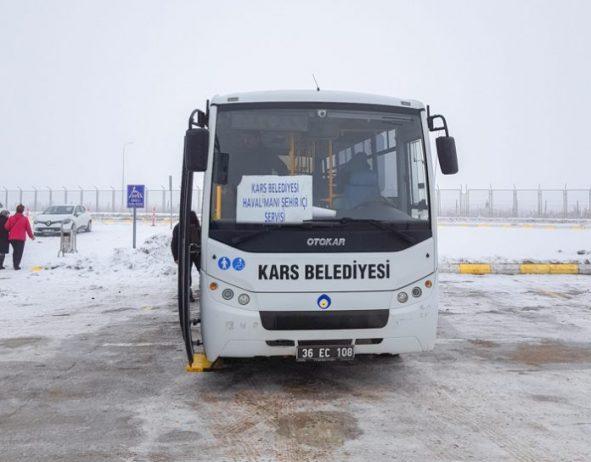 Kars Havalimanı Yolcu Servisi