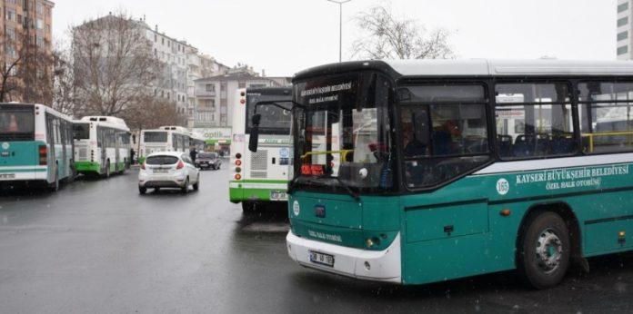 Kayseri Havalimanı Otobüs Ulaşımı