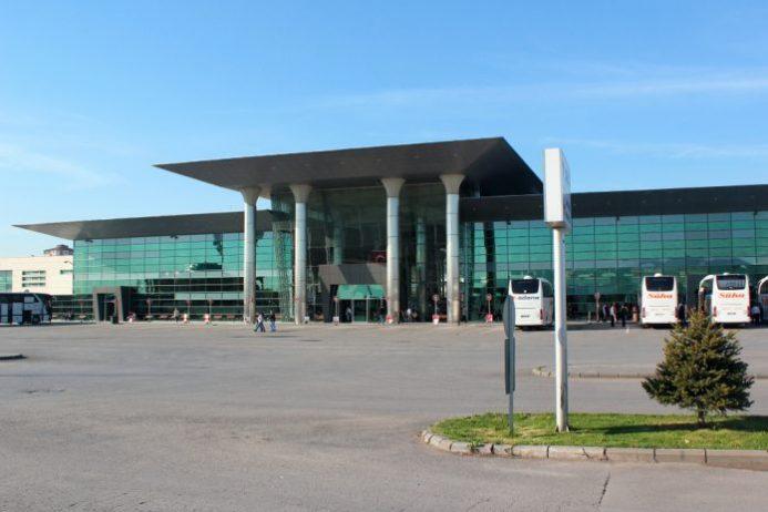 Kayseri Otobüs Terminali